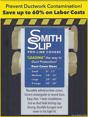 Pro-Line Duct Covers from Smith Slips